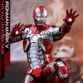 【ホットトイズ】MM#400D18 『アイアンマン2』 1/6スケールフィギュア アイアンマン・マーク5
