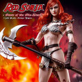 【エグゼクティブレプリカス】TBLeague PL2016-93 Red Sonja Scars of the She-Devil 1/6 Action Figure レッド・ソニア