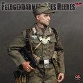 【Soldier Story】1/6 WW.II : FELDGENDARMERIE DES HEERES 1945 ドイツ陸軍 野戦憲兵(1945)