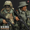 ��Soldier Story��1/6 USMC 1st Battalion 2nd Marine Division Operation Desert Saber ����ꥫ��'�� �Ѵ�����1991ǯ