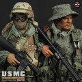 【Soldier Story】1/6 USMC 1st Battalion 2nd Marine Division Operation Desert Saber アメリカ海兵隊 湾岸戦争1991年