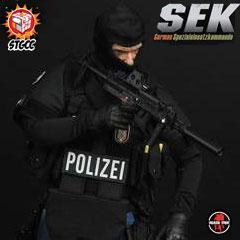 【Soldier Story】SS086 STGCC限定 1/6 GERMAN SPEZIAL EINSATZ KOMMANDO SEK ドイツ地方警察特別出動コマンド