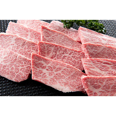 【特価品】特選山形牛[バラ]焼肉用350g