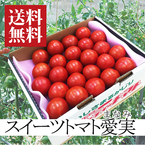 スイーツトマト愛実(まなみ)1kg