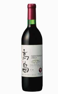 高畠ワイン赤