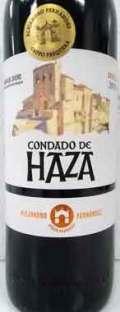 コンダド・デ・アサ  アレハンドロ・フェルナンデス Condado de Haza