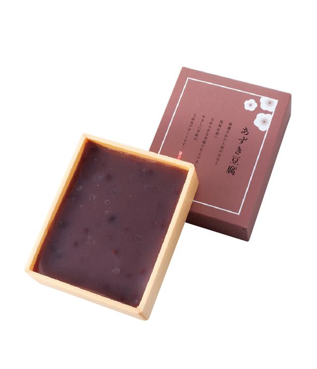 あずき豆腐(お菓子) (商品番号:100078)