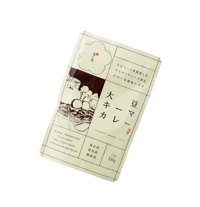 大豆キーマカレー (商品番号:101004)