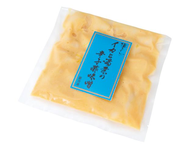 イカと湯葉の辛子酢味噌 (商品番号:100767)