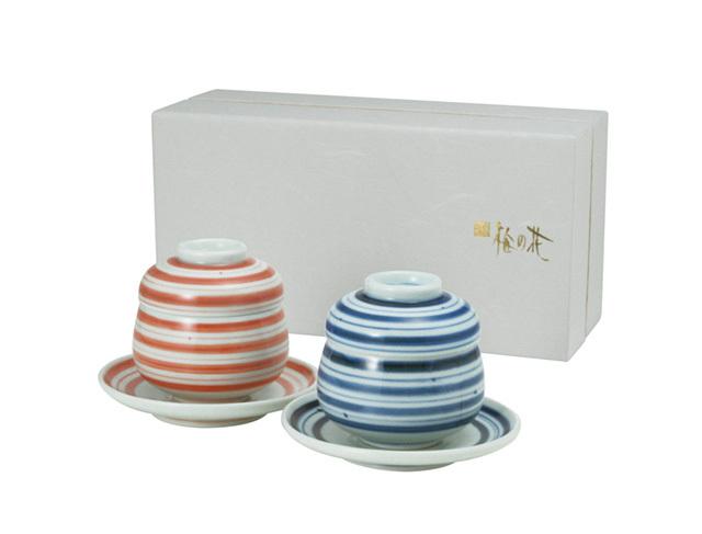 【送料無料】駒筋茶碗蒸し碗 (商品番号:100833)