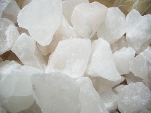 ヒマラヤ岩塩ホワイトブロック 25kg【送料無料】【クリスタルソルト】【ホワイトソルト】