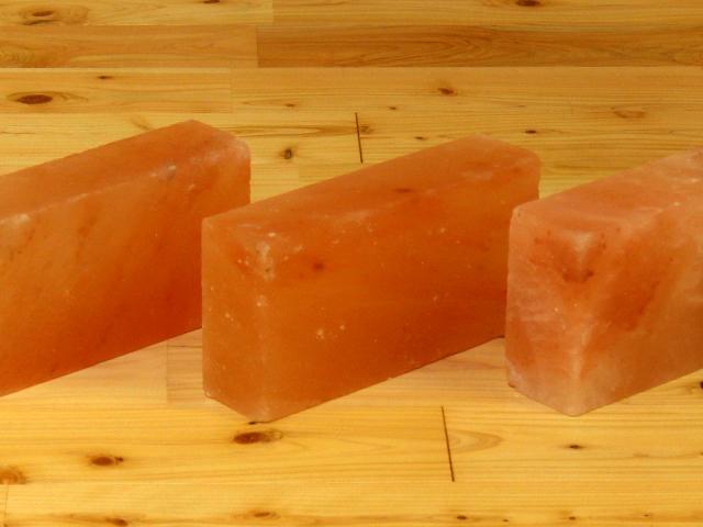 ヒマラヤ岩塩 レンガ 10個セット