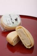 奈良アイスもなか ほうじ茶