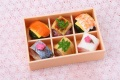 季節の手鞠わさび葉寿司 春 (6個)冷蔵