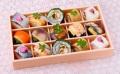 春の手毬寿司15個