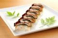 国産うなぎ棒寿司