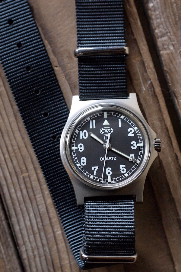 CWC (Cabot Watch Company) G10 Military Watch-1
