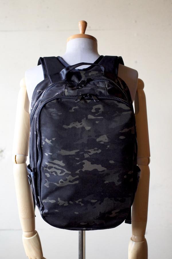DFY BAGS Bucktown Pack Black Camo Corudra-1