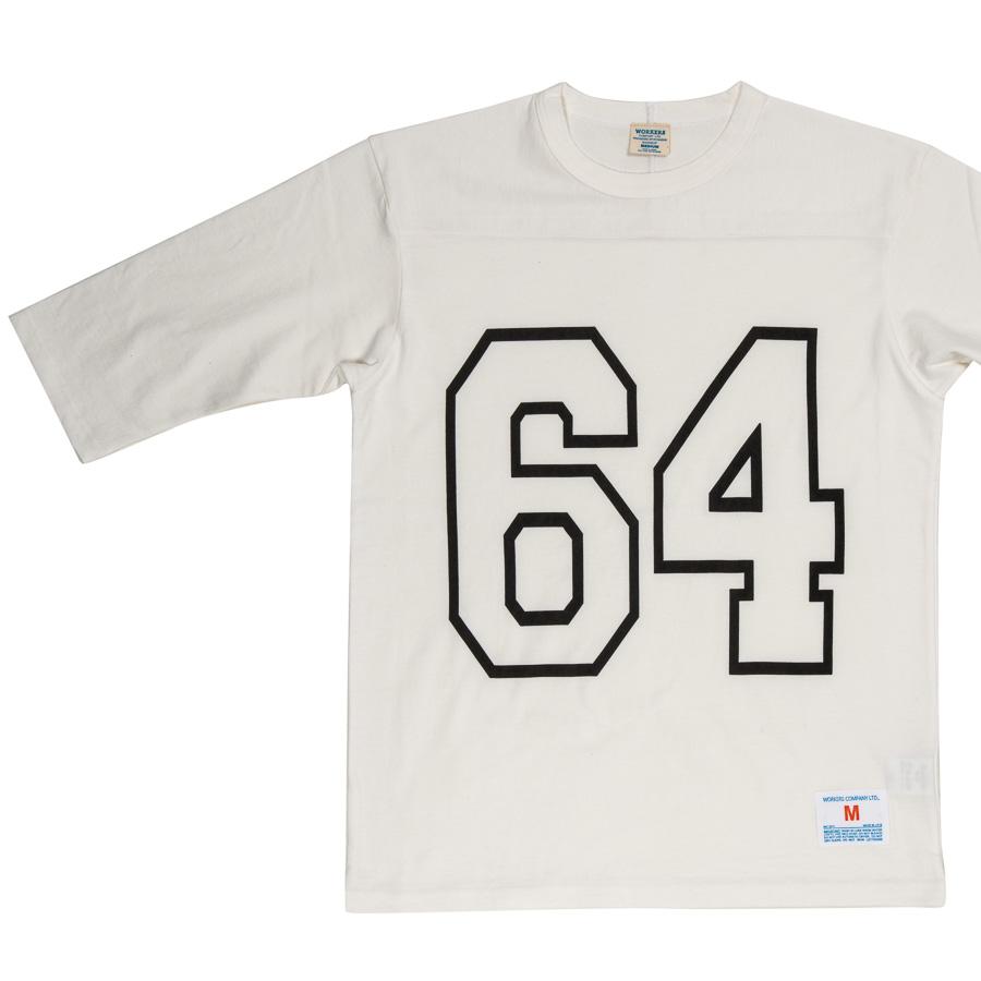 Football T 64 White