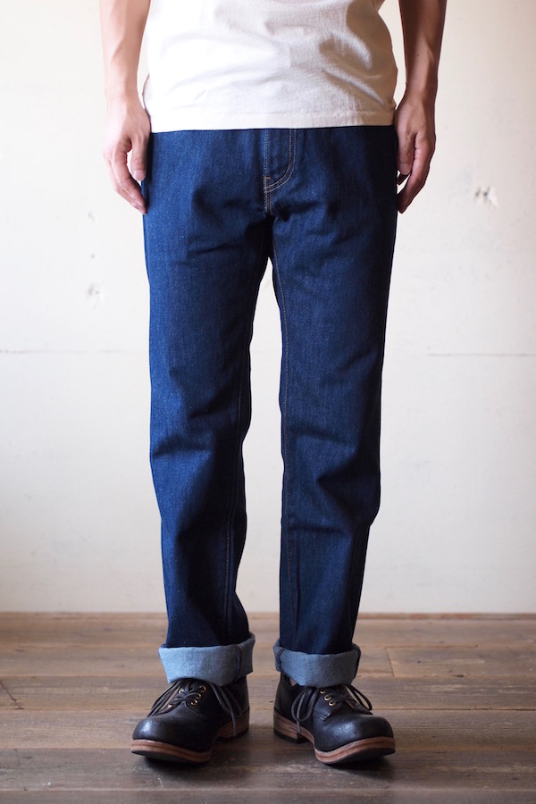 Levi's (リーバイス) 505 Rinse White Oak Denim Made in USA-1