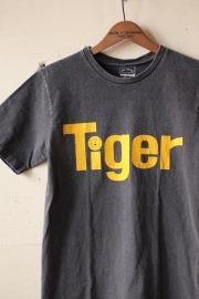 Mixta (�ߥ�����) Printed T-Shirt, Mixtiger Vintage Black-1
