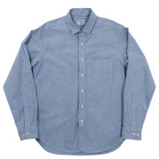 Narrow Shirt Blue OX