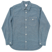 Work Shirt Supima Chambray