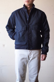WORKERS A-1 Jacket Dark Navy-1