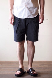 WORKERS Active Shorts 60/40 Cloth Black-1