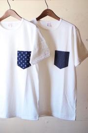 WORKERS Bandana T-Shirt White-1
