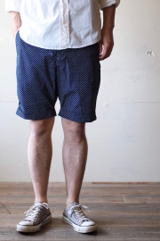 WORKERS Maine Shorts Polka Dot-1