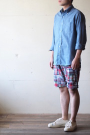 WORKERS Modified BD Light Chambray Blue-1