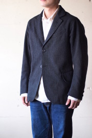 WORKERS Moonglow JKT Wool Cotton Serge-1