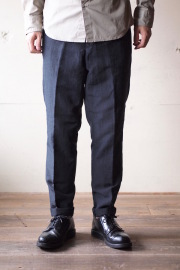 WORKERS Moonglow Trousers Wool��Linen Serge-1