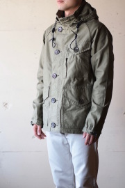 WORKERS RAF PARKA Reversed Sateen OD-1