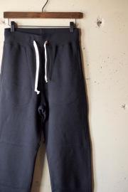 WORKERS Sweat Pants Black-1