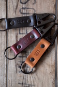 DEFY BAGS Horween Leather Key Chain-1