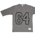 Football T 64 Grey