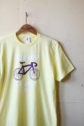 GMT Printed T-Shirt Rockaway Beach NY, Yellow-1