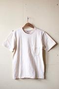 Mixta (�ߥ�����) Crew Neck Pocket T-Shirt, Natural-1