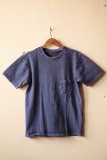Mixta (�ߥ�����) Crew Neck Pocket T-Shirt, Night Ocean-1