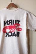 Mixta (ミクスタ) Printed Pocket Tee Lobster Natural-1