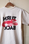 Mixta (ミクスタ) Printed Pocket Tee Lobster Natural-1
