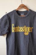 Mixta (ミクスタ) Printed Tee Fantastiger V.Black-1