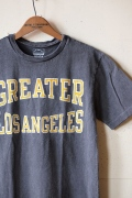 Mixta Printed T-Shirt, Greater L.A. Vintage Black-1