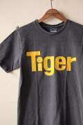 Mixta (ミクスタ) Printed T-Shirt, Mixtiger Vintage Black-1