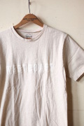 MIXTA(ミクスタ)Printed Tee West Coast Oatmeal-1