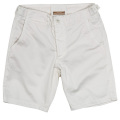 Officer Shorts White