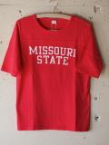 PINE TREE 七分 T-Shirt Missouri-Red