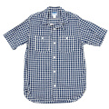 S/S Work Shirt Gingham
